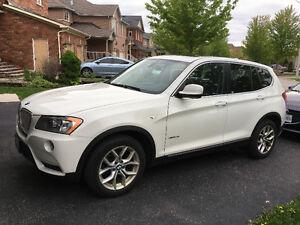 2012 BMW X3 XDrive 28i SUV, Premium Package
