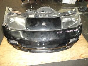 JDM NISSAN 300ZX VG30 NOSE CUT OR FRONT END, 1990-1993