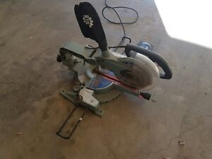 10 inch King Canada compound Miter Saw Strathcona County Edmonton Area image 2