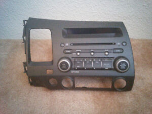 Honda Civic CD/radio /mp3 deck