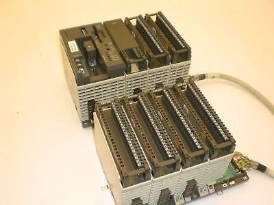 Schneider Automation Modicon Pc-a984-145 Cpu Controller Aeg P120 Aeg Dep-216