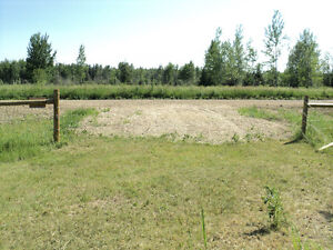 BEAUTIFUL  5 Ac. LOT with MOBILE HOME