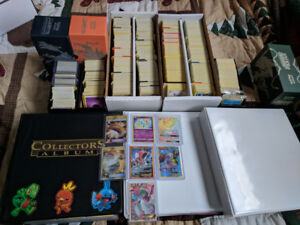 Pokemon Card Collection (everything in the photos)