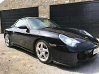 Porsche 911 996 C4S Convertible