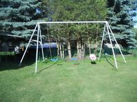 Swings / Outdoor Equitment