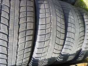 Set of Winter Now Lion Triangle 225/65R17