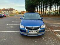 Volkswagen Touran 1.9TDI ( 105P ) ( 7st ) 2008MY S