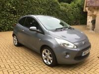 2012/12 Ford Ka 1.2 ( 69ps ) ( s/s ) Titanium