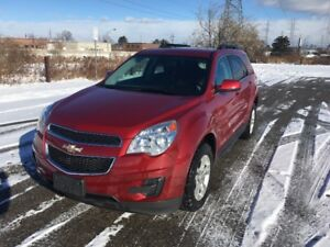 2014 Chevrolet Equinox LT SUV, Leather, camera, 76KMS  $12,900