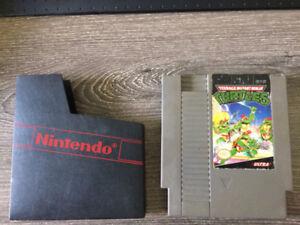Jeux de Nintendo NES et GBA