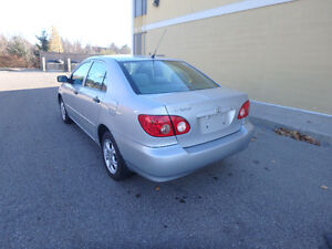 2006 Toyota Corolla CLEAN - NO ACCIDENT - ALLOYS - CERTIFIED Kitchener / Waterloo Kitchener Area image 8