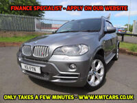2007 BMW X5 3.0d auto SE - £8000 Oprional Extras - KMT Cars
