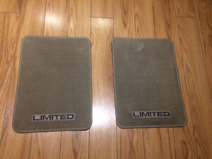 """2004-2008 F150 LIMITED EDITION 4 TAPIS/CARPETS"""""""