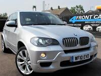 2010 BMW X5 XDRIVE 35D M SPORT 5DR AUTOMATIC 4X4 DIESEL 4X4 DIESEL