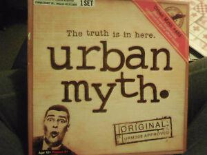 Urban myth board game Kingston Kingston Area image 1
