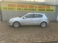 2005 Vauxhall Astra 1.6i 16V Design 5dr HATCHBACK Petrol Manual