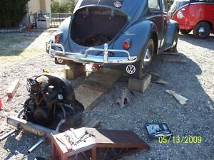 Aircooled vw volkswagen mechanic available vw bus beetle westy Cambridge Kitchener Area image 8
