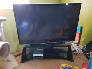 "67"" samsung 1080p rear projection LED tv"