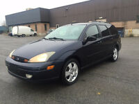 2004 FORD FOCUS ZTW  121,000 KM