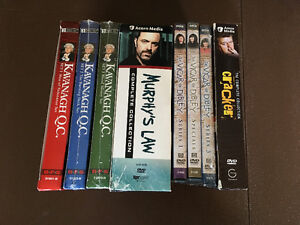 DVD collections for sale ( see description )