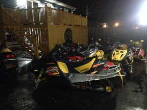 Parting out 2003 mxz. 800 with bever tail del call 709-597-5150 St. John's Newfoundland image 8