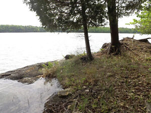Waterfront - 18 Acres of Virgin Woodland on Gould Lake