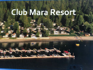 Mara Lake Resort, Shuswap Area