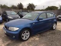 BMW 116 2005 1.6 MY i SPORT PETROL - MANUAL - LOW MILEAGE - FULL SERVICE HISTORY