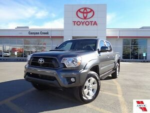 2015 Toyota Tacoma 4x4 Double Cab V6 ONE OWNER CLEAN CAR PROOF