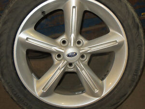4 FACTORY FORD MUSTANG ALLOY RIMS OFF MUSTANG GT