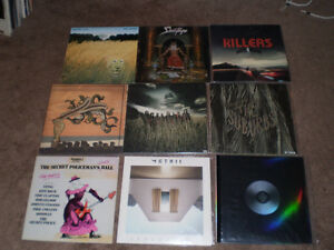 PUNK AND ROCK ALBUMS FOR SALE
