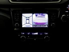 2015 NISSAN QASHQAI 1.5 dCi N Tec+ 5dr SUV 5 Seats