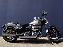 2016 HARLEY-DAVIDSON SOFTAIL BREAKOUT Cannington Canning Area Preview