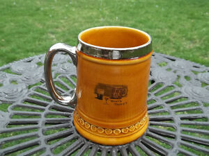 Lord Nelson Pottery vintage Steined Mug made in England West Island Greater Montréal image 2