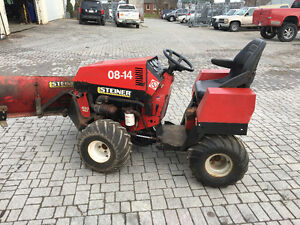 Steiner 430 tractor Kitchener / Waterloo Kitchener Area image 3