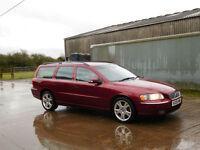 2006 Volvo V70 2.4 ( 170bhp ) Auto SE Lux