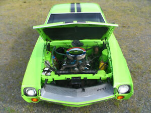 AMX - AMC 1968 - Big Bad Green– entièrement restauré