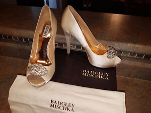 Badgley Mischka - Perfect for Prom or Wedding