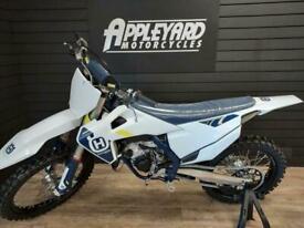 Husqvarna TC125 2022 Motocross bike