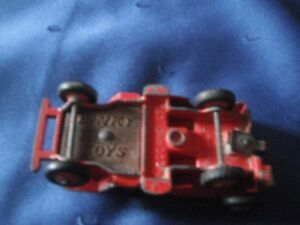 Dinky Jeep #25Y - With Tow Hook - Manufactured from 1952-1953 Kingston Kingston Area image 2