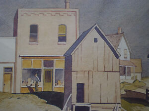 """A.J. Casson - """" Bobcaygon """" Limited Edition Print Kitchener / Waterloo Kitchener Area image 8"""