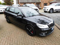 2013 Skoda Octavia 2.0TDI CR ( 170ps ) Blackline vRS