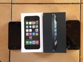 iPhone 5s + iPhone 5
