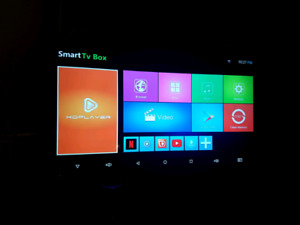 The Android Box
