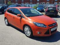 Ford Focus 1.6TDCi ( 115ps ) 2012 Zetec,Low Mileage,Hpi Clear,FSH