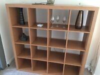 Ikea Expedit Kallas Bookcase Storage Shelving Unit 4 x 4