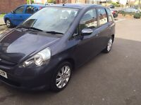 Honda Jazz 1.3 automatic 5dr Air conditioning Grey just 28000 mileage