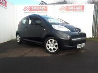 2011 60 PEUGEOT 107 1.0 12V URBAN LITE 3 DOOR.ONLY £20 ROAD TAX,FULL SH.2 X KEYS