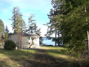 Port McNeill Oceanfront Acreage