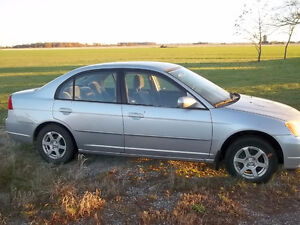 2 Honda Civic Sedans AS-IS / Parts